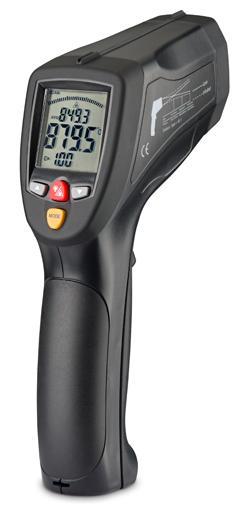Profesionální termometr FIRT 1600 Data