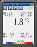 FIRT 1000 DataVision je profesionální termometr s barevným TFT displejem, kamerou a měřením do 1000°C, fotografie 7/5