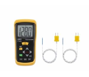 FT 1300/2 je kontaktní teploměr se dvěma čidly