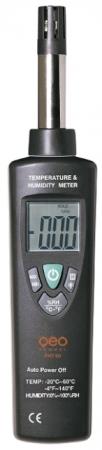 FHT 60 je kombinovaný teploměr a vlhkoměr do 60°C