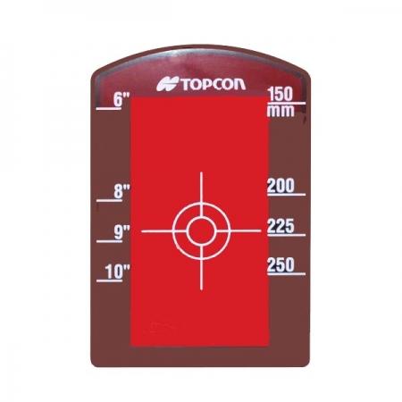 cílový terč krátký k potrubnímu laseru Topcon TP-L3/4/5 B