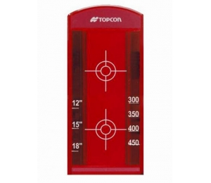 cílový terč dlouhý k potrubnímu laseru Topcon TP-L3/4/5 B