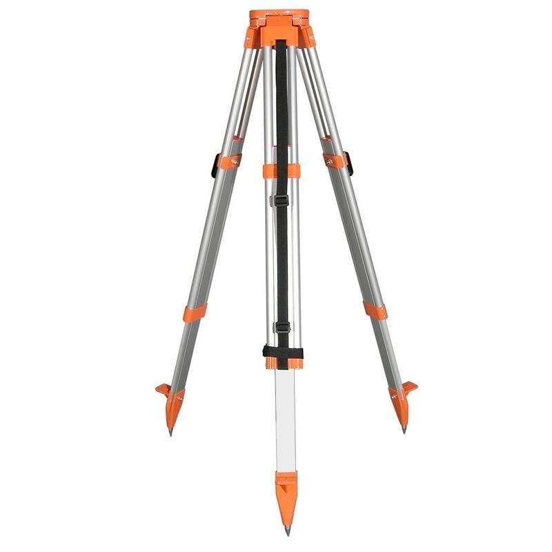GeoFennel FS 20 stavební stativ s rychlosvěrami a rozsahem 105 - 165 cm