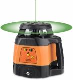 Sada FLG 245 Green TRACKING pro vodorovnou i svislou rovinu a sklon v osách X a Y se samourovnáním, fotografie 5/6