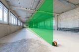 Sada FLG 245 Green TRACKING pro vodorovnou i svislou rovinu a sklon v osách X a Y se samourovnáním, fotografie 11/6
