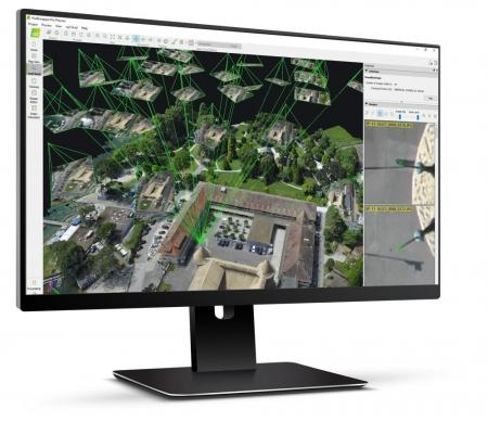 "Boční monitor WQHD (2.5K) 27"" k 3D PluraView"