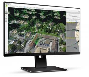 """Boční monitor UHD (4K) 31.5"""" k 3D PluraView"""