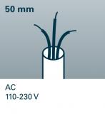 FWS 80 detektor kovů, dřeva a živých vodičů ve stropech, stěnách a podlahách., fotografie 5/4