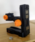 MH1 - multifunkční držák pro připevnění přístroje na zeď , stativ, zárubně apod., fotografie 21/17