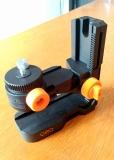 MH1 - multifunkční držák pro připevnění přístroje na zeď , stativ, zárubně apod., fotografie 3/17
