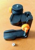 MH1 - multifunkční držák pro připevnění přístroje na zeď , stativ, zárubně apod., fotografie 9/17