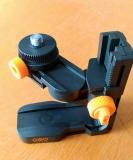MH1 - multifunkční držák pro připevnění přístroje na zeď , stativ, zárubně apod., fotografie 11/17