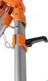 FS 30-L velký klikový stativ s rychlosvěrami a rozsahem 95 - 285 cm, fotografie 3/5