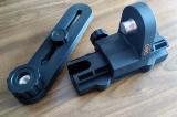 LH1 - multifunkční držák pro připevnění liniového laseru na zeď, stativ nebo kovové předměty, fotografie 3/9