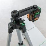 LH1 - multifunkční držák pro připevnění liniového laseru na zeď, stativ nebo kovové předměty, fotografie 17/9