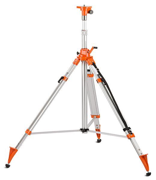 Klikový stativ FS 50-L s rychlosvěrami a rozsahem 114 - 290 cm