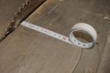 X120 samolepící měřící páska pro montáž na stoly a stroje o délce 2m se škálováním zleva doprava, fotografie 1/3