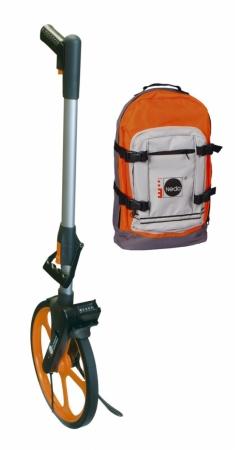 N115 profi mechanické měřící kolečko s batohem