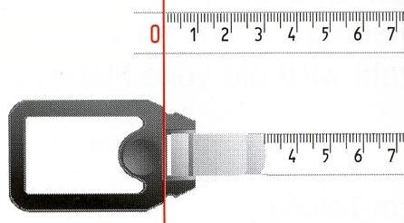 Kvalitní ocelové pásmo potažené plastem WEISS OP30 m, fotografie 1/1