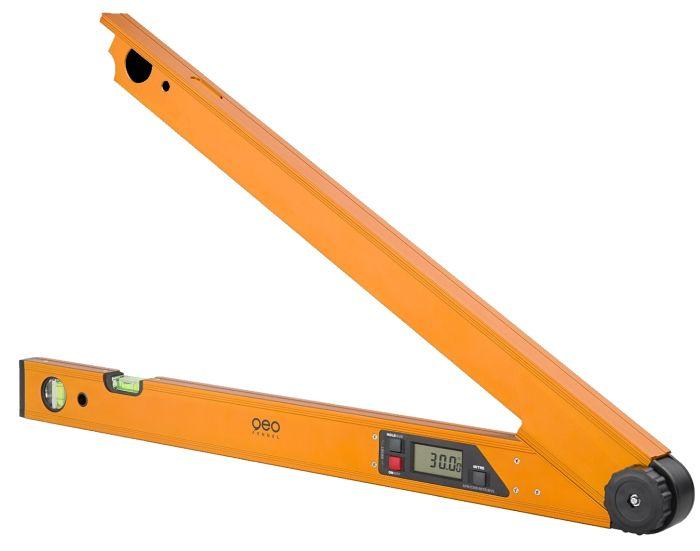 Robustní digitální úhloměr A-Digit 75 s délkou ramene 75 cm